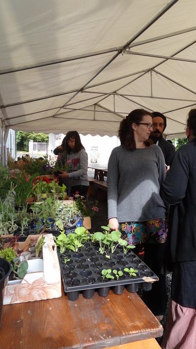 Troc fleurs et jardin samedi 9 mai 2015 association for Jardin mai 2015